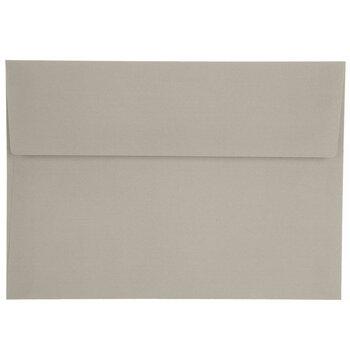 Light Gray Envelopes - A7