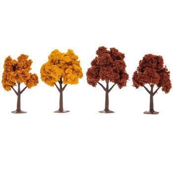 Autumn Deciduous Trees