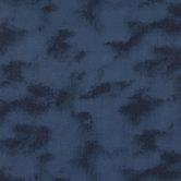 Dark Navy Nature Bounty Cotton Calico Fabric