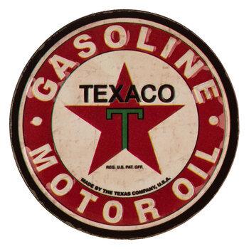 Texaco Gasoline Motor Oil Magnet