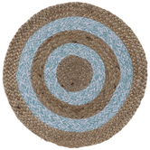 Oasis Braided Jute Placemat