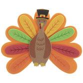 Turkey Clothespin Craft Kit