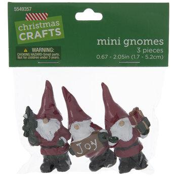 Mini Christmas Gnomes
