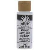 Titanium White FolkArt Acrylic Paint