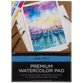 """Premium Watercolor Pad - 11"""" x 15"""""""