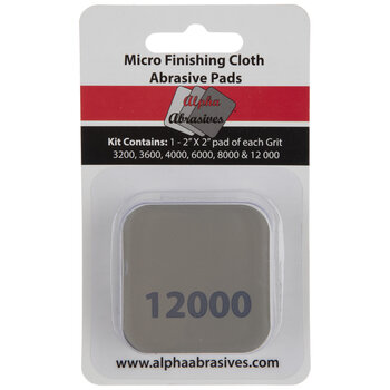Micro Finishing Cloth Abrasive Pads Hobby Lobby 516765