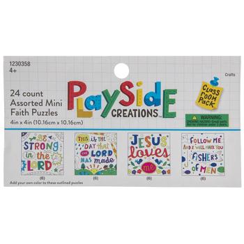 Faith Paper Puzzles