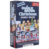 A Charlie Brown Christmas Family Bingo