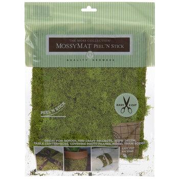 Peel-N-Stick Reindeer Moss Mat