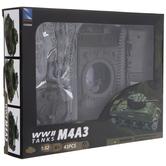 M4A3 Tank Model Kit