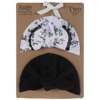 Knotted Baby Headwraps