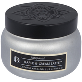 Maple & Cream Latte Candle Tin