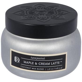 Maple & Cream Latte Candle Tin