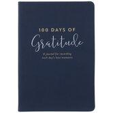 100 Days Of Gratitude Notebook