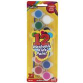 Cra-Z-Art Kids Paint - 12 Piece Set