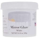White Mirror Glaze