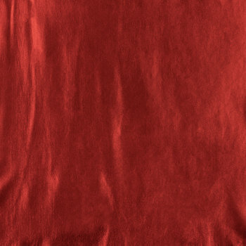 Red Spandex Knit Fabric