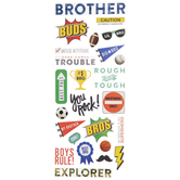 Brother Stickers