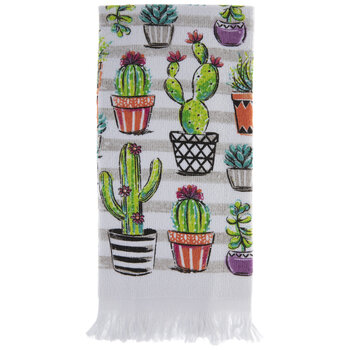 Cactus Kitchen Towel