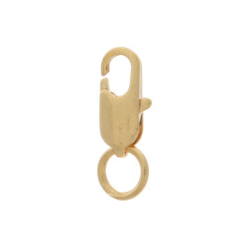 18K Gold Plated Lobster Clasps - 12mm
