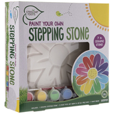 Flower Stepping Stone Kit