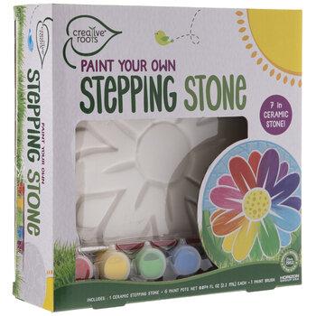 Flower Stepping Stone Kit