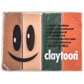 Earth Brown Claytoon Modeling Clay