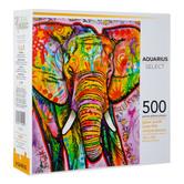 Bright Elephant Puzzle