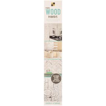 Whitewash Wood Panel Vinyl Wall Art Hobby Lobby 1560820