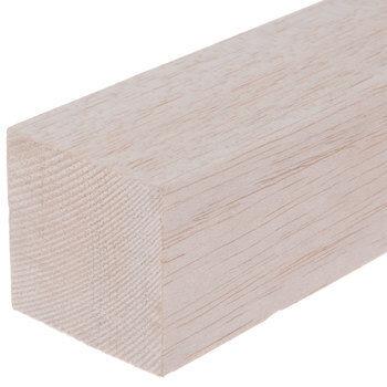 "Balsa Wood Block - 12"""
