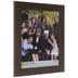 Brown Wood Look Wall Frame - 11