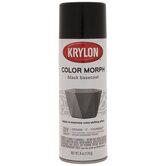 Black Basecoat Krylon Color Morph Spray Paint