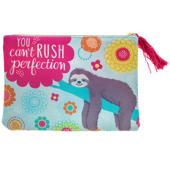 Can't Rush Perfection Pouch