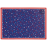 Red, White & Blue Stars Placemat
