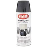 Black Krylon Hammered Spray Paint