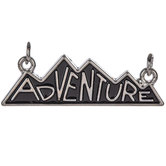 Adventure Mountain Pendant