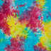 Rainbow Batik Cotton Fabric