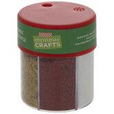 Assorted Glitter Shaker