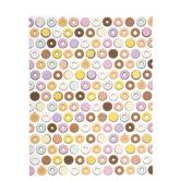 "Donuts Scrapbook Paper - 8 1/2"" x 11"""
