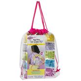 Neon One-Step Tie-Dye Backpack Kit
