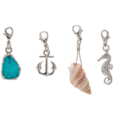 Sea Lobster Clasp Charms