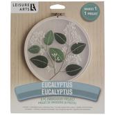 Eucalyptus Embroidery Kit