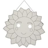 Sunflower Paper Masks