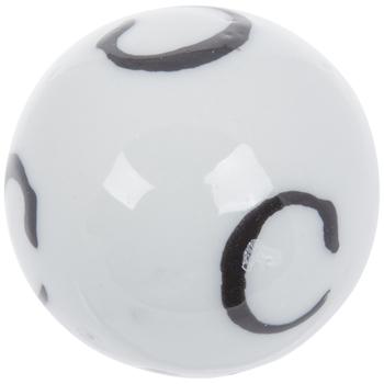 Mini Letter Decorative Sphere - C