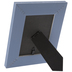 Light Blue Distressed Wood Look Frame - 3 1/2