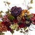 Rose, Peony, Hydrangea & Dahlia Swag