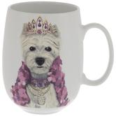 Royal Maltese Dog Mug
