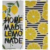 Homemade Lemonade Kitchen Towels