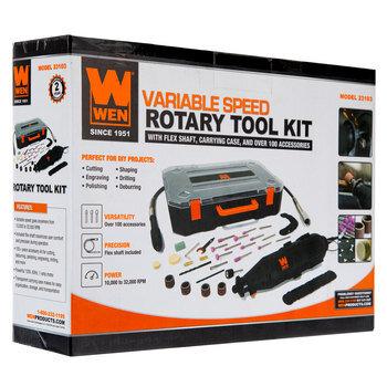 Variable Speed Rotary Tools