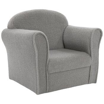 Plush Child's Chair